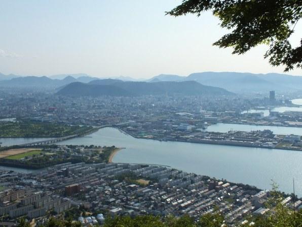 Takamatsu from Yashima - 4