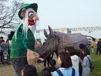 Snuff Puppets on Shamijima - Setouchi Triennale 2016 - 25