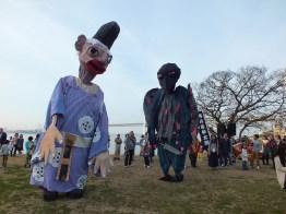 Snuff Puppets on Shamijima - Setouchi Triennale 2016 - 31