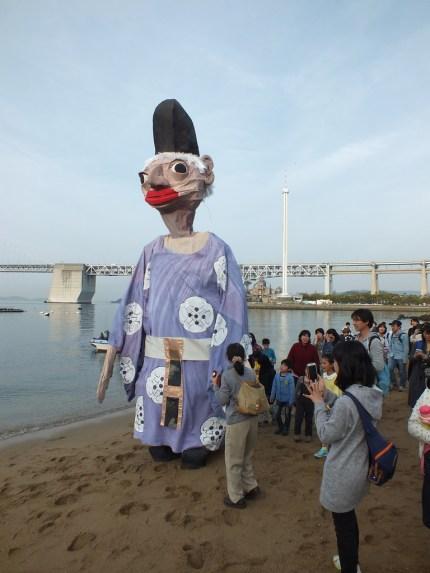 Snuff Puppets on Shamijima - Setouchi Triennale 2016 - 7