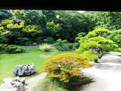 Ritsurin Garden from Kikugetsu-tei - 6