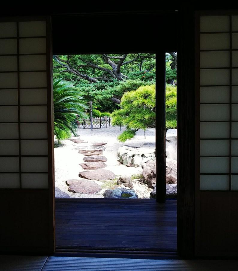 Ritsurin Garden from Kikugetsu-tei - 7
