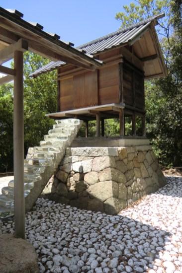 Go'o Shrine on Naoshima - 4