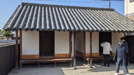 Naoshima March 2021 - 25 - Art House Project - Gokaisho