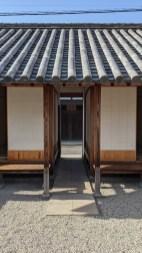 Naoshima March 2021 - 27 - Art House Project - Gokaisho