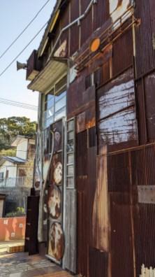 Naoshima March 2021 - 42 - Art House Project - Haisha