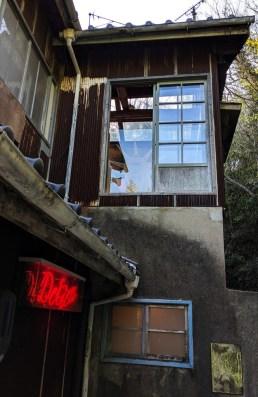 Naoshima March 2021 - 43 - Art House Project - Haisha