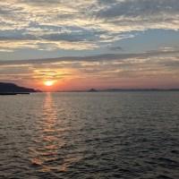 Summer Solstice Sunset 2021