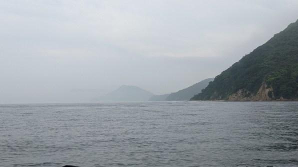 Ogijima in the distance