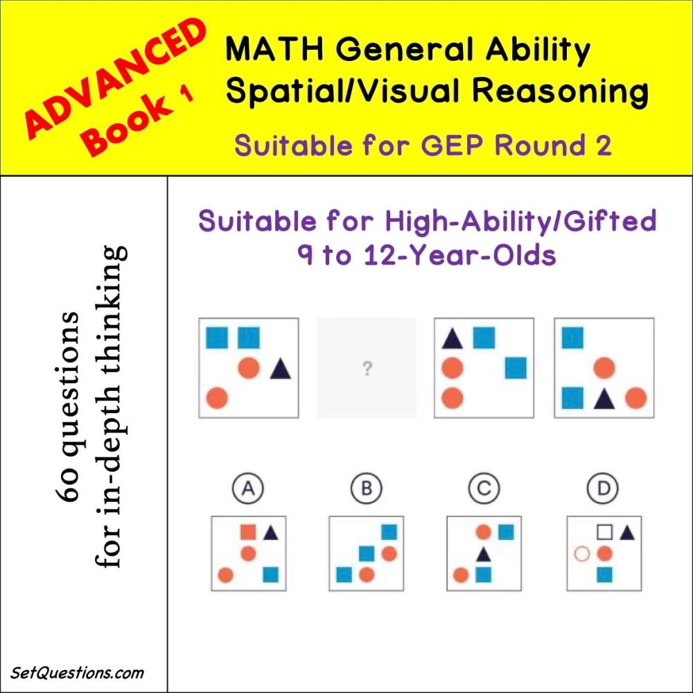 medium resolution of Spatial Reasoning Worksheet   Printable Worksheets and Activities for  Teachers