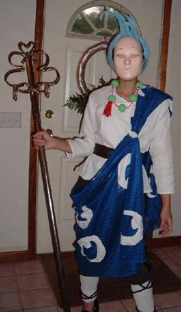Fushigi Yuugi Chichiri Costume Cosplay