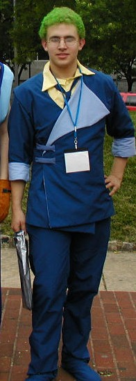 Cowboy Bebops Spike Spiegel Costume Cosplay