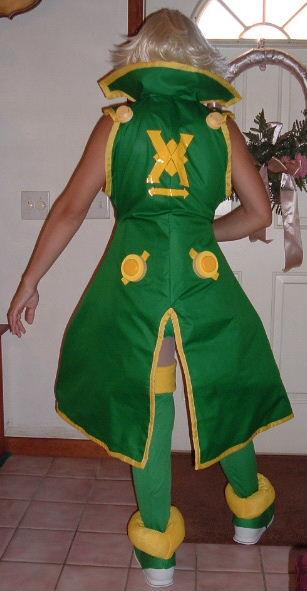 Harpuia Costume Cosplay