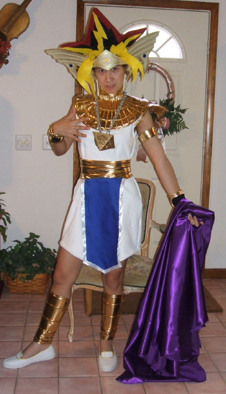 Pharaoh Atem Costume from YuGiOh