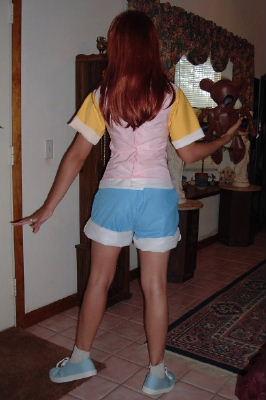 Serenity Wheeler Costume from YuGiOh