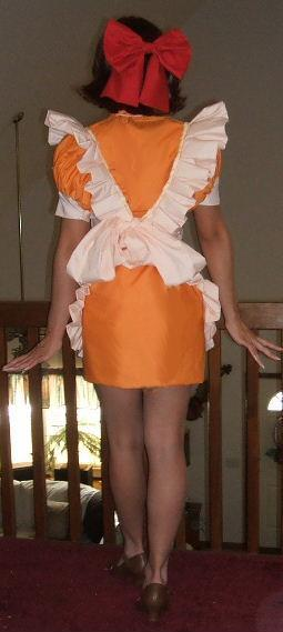 Maggie Byrd from Phoenix Wright Ace Attorney Costume