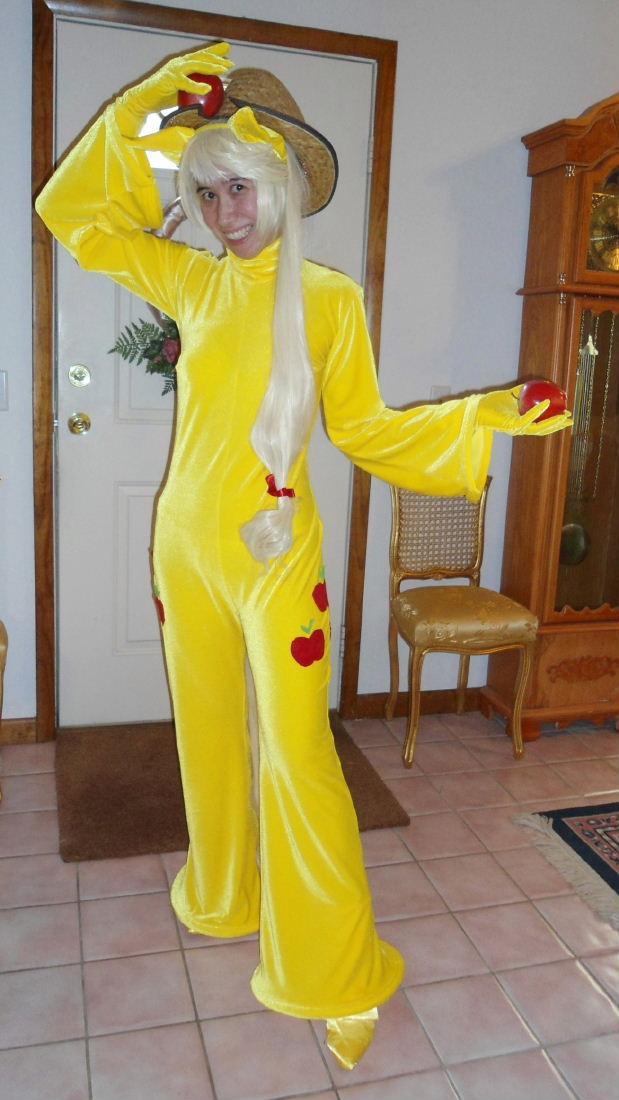 Applejack Costume