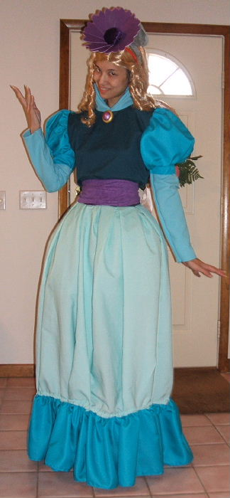 Bridgette Costume Cosplay