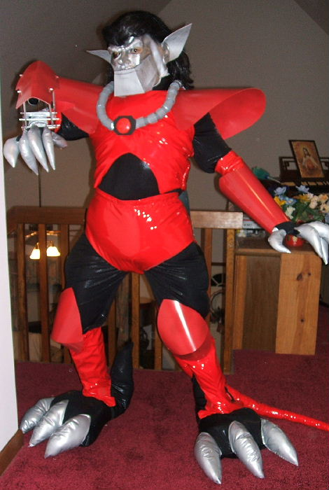 Goliath Robot Costume Cosplay