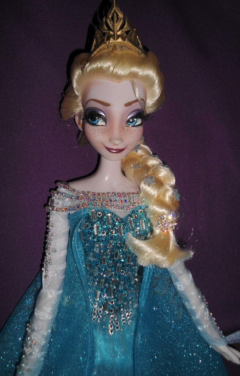 Queen Elsa 16 Quot Singing Doll