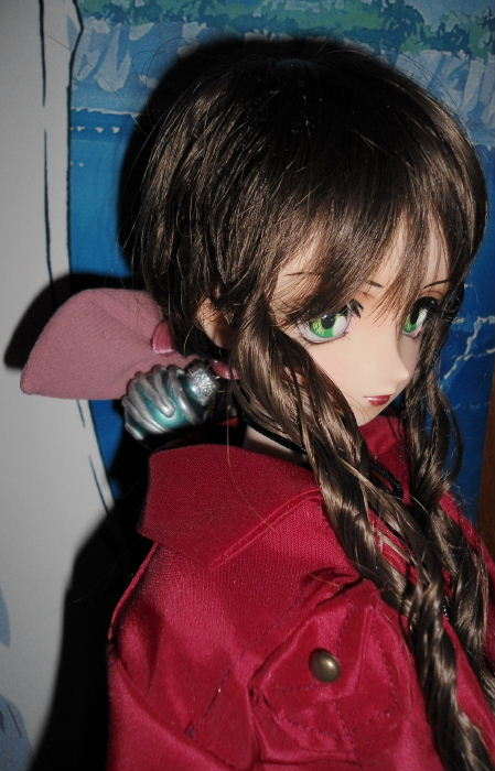 Aerith Gainsborough 24 Volks Of Japan Doll