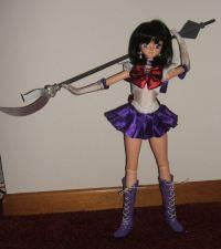 "Sailor Saturn 24"" Obitsu Japan Doll"