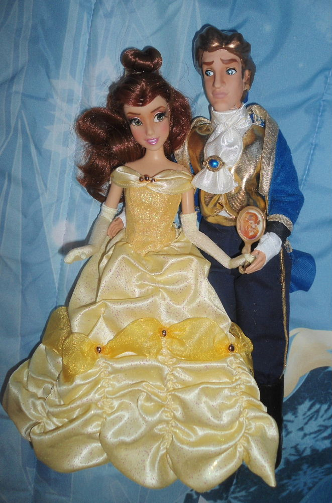 Princess Belle from Beauty  the Beast 11 Doll