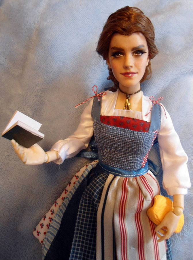 Belle Village Dress from Beauty  the Beast Live Action Movie 11 Doll