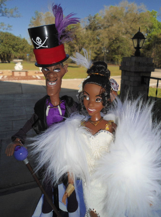 Dr Facilier From Princess And The Frog 11 Quot Doll