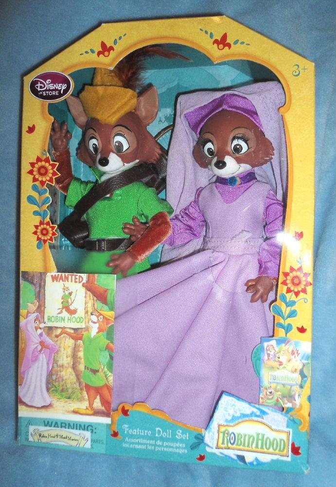 Robin Hood 12 Doll