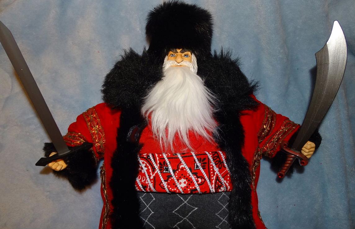 Santa Claus 15 Quot Doll