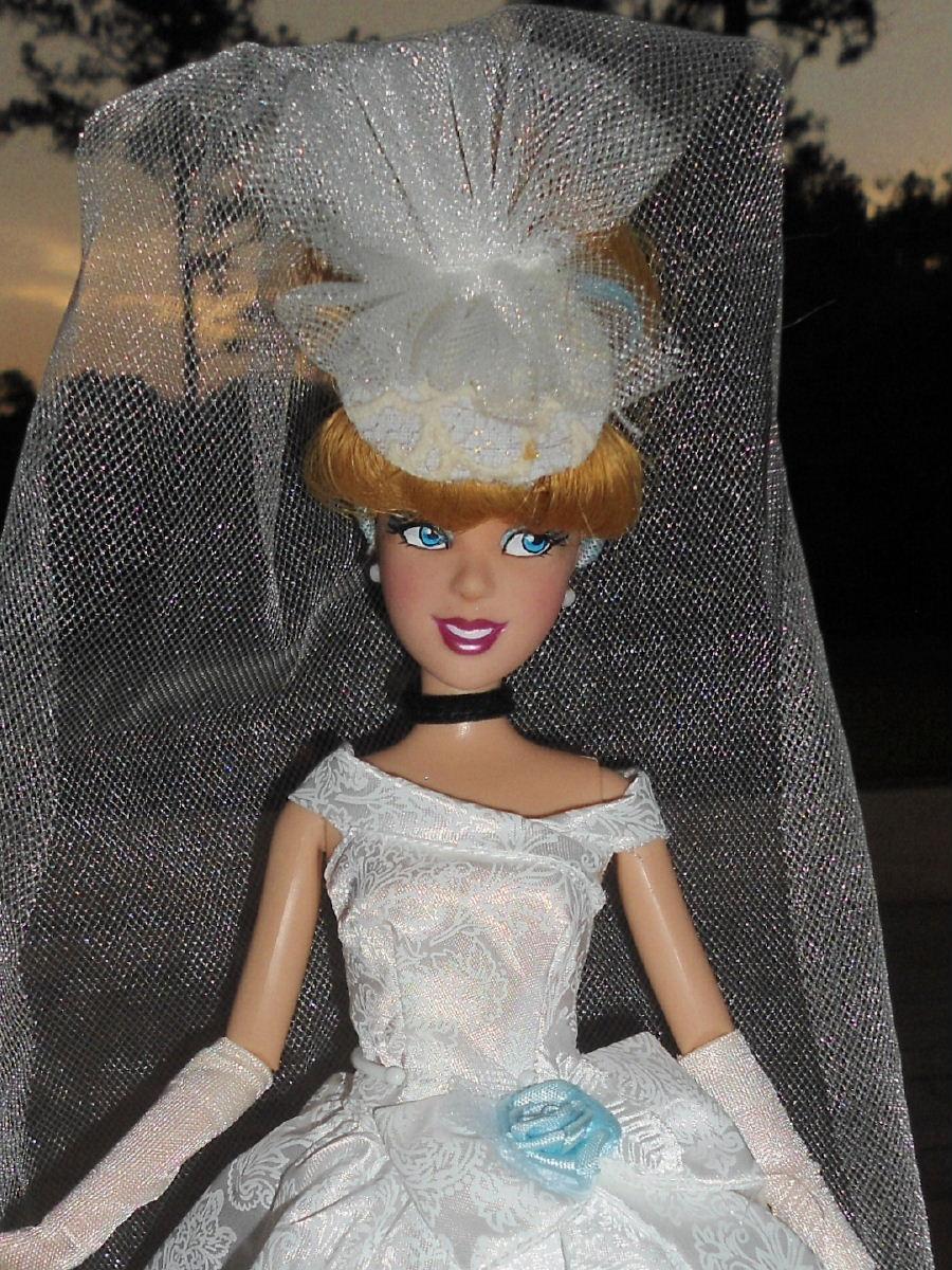 Wedding Henri  Ella 11 Doll Set
