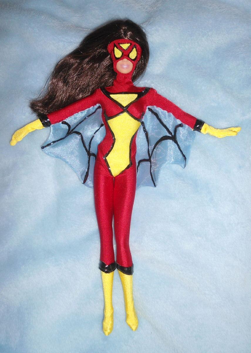 Spiderwoman 11 Quot Doll