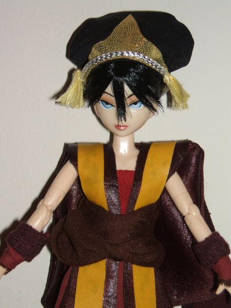 Toph Fire Nation 8 Obitsu Of Japan Doll