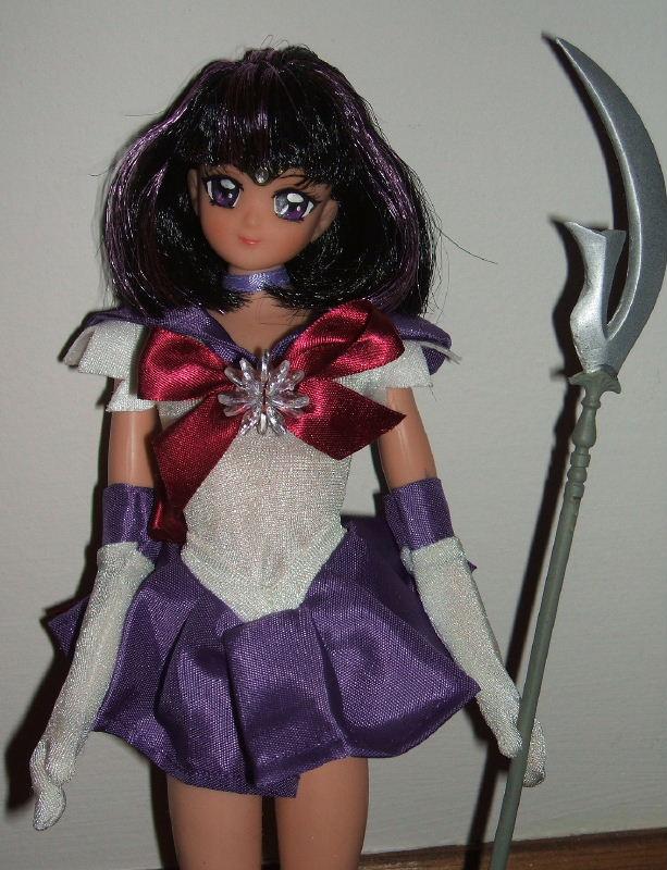 Sailor Saturn 115 Irwin America Doll