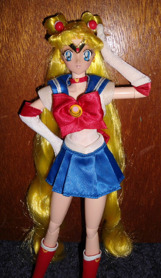 Original Sailor Moon 11 VOLKS Doll