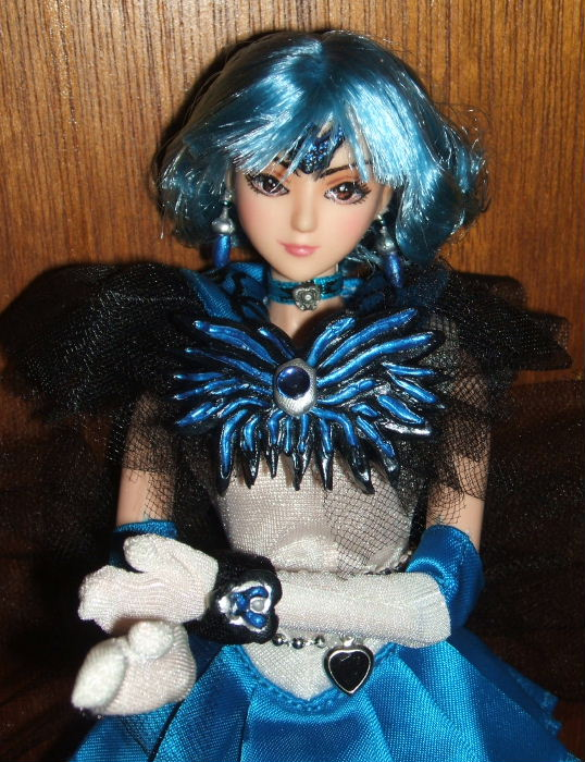 PGSM Sailor Mercury Doll Outfit