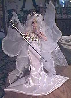 Neo Queen Serenity Manga Doll Outfit