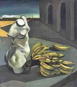 Londra - Tate Gallery - De Chirico