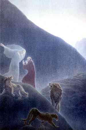 Dante - Inferno - Primera Canción - Las tres ferias