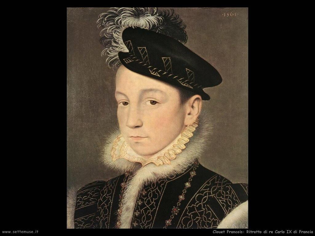 CLOUET FRANCOIS pittore biografia foto opere  Settemuseit