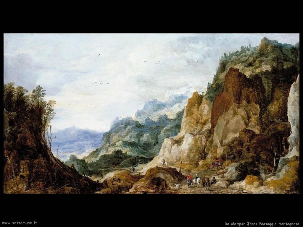 DE MOMPER JOOS pittore biografia foto opere  Settemuseit