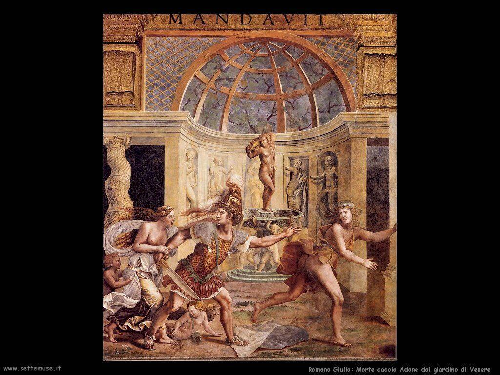 ROMANO GIULIO pittore biografia foto opere  Settemuseit