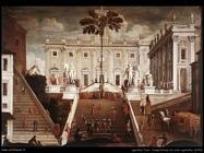Competencia Tassi Agostino en el Capitolio (1630)
