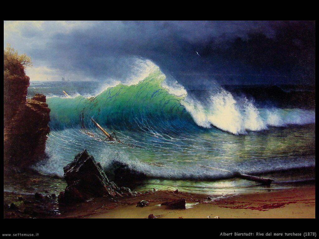 ALBERT BIERSTADT pittore biografia opere  Settemuseit