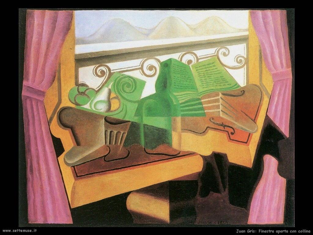 JUAN GRIS pittore biografia opere quadri  Settemuseit