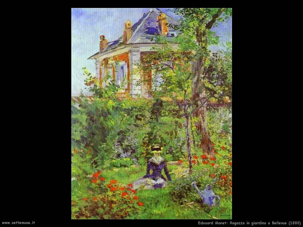 EDOUARD MANET pittore biografia opere quadri 1  Settemuseit