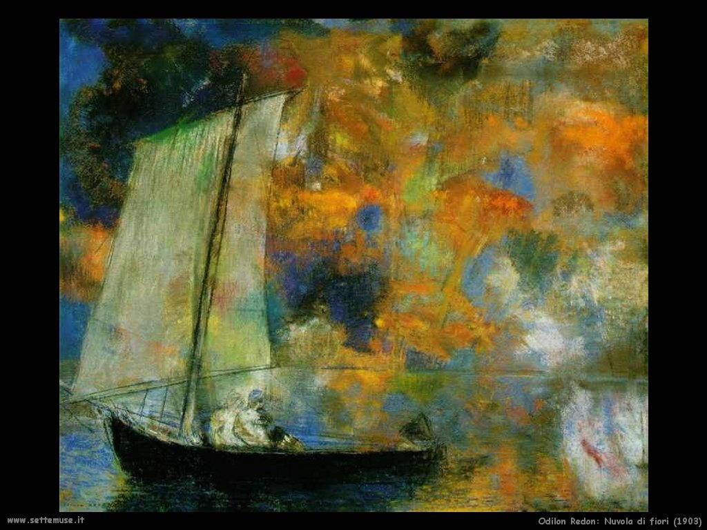 ODILON REDON pittore biografia opere quadri  Settemuseit