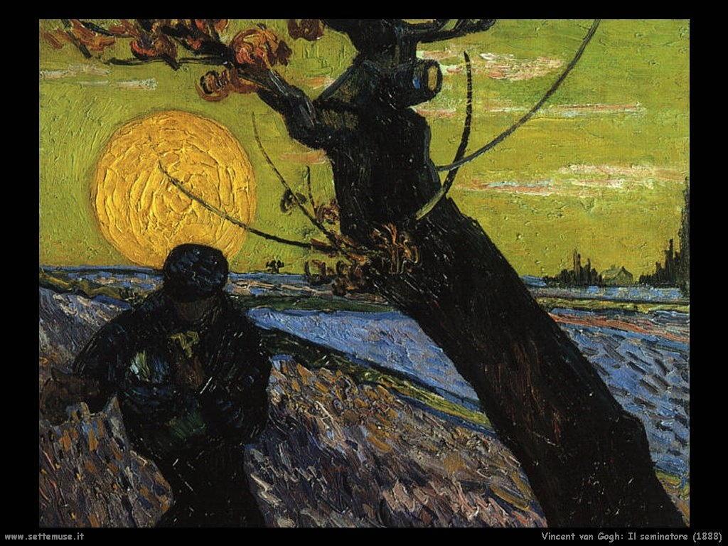 VINCENT VAN GOGH pittore biografia opere 2  Settemuseit
