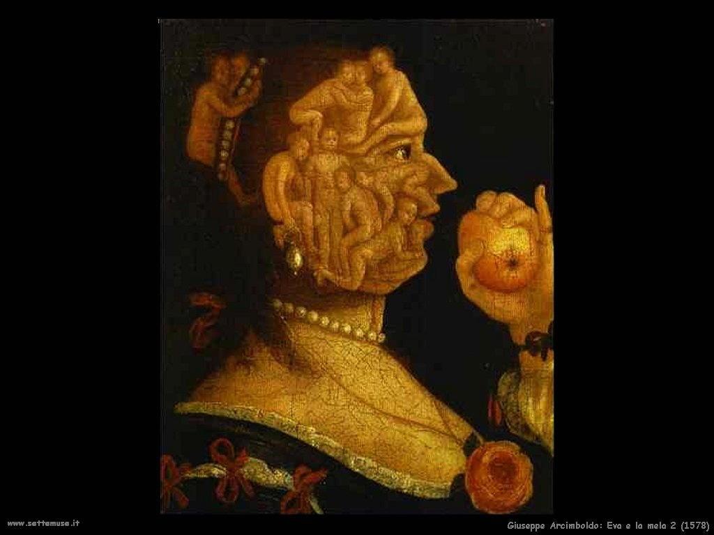 GIUSEPPE ARCIMBOLDO pittore biografia opere  Settemuseit